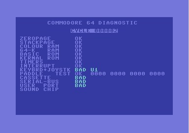 c64diagnostic