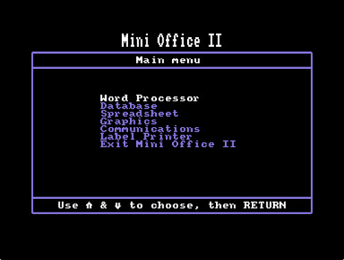 Mini Office II