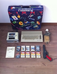 C64 Light Fantastic Bundle