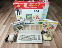 Commodore 64 - Kit Scuola Bundle