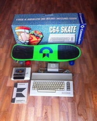 Commodore 64 Skate Pack